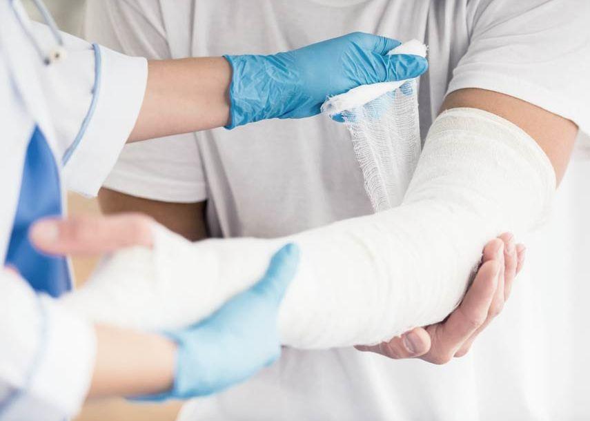 Unfallchirurgie - Ein Schwerpunkt der orthopädisch-osteopathischen Praxis Dr. med. Christine Meyer aus Meppen